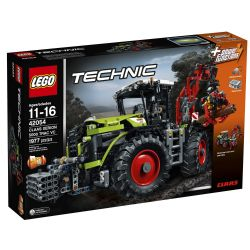 CLAAS XERION 5000 TRAC VC  TECHNIC #42054