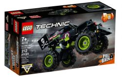 TECHNIC - MONSTER JAM GRAVE DIGGER #42118
