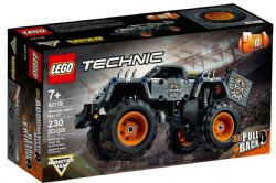 TECHNIC - MONSTER JAM MAX-D #42119