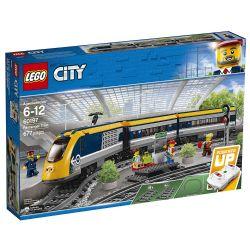 LEGO CITY LE TRAIN DE PASSAGERS #60197