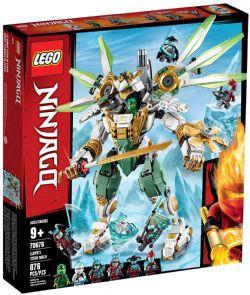 LE ROBOT TITAN DE LLOYD (NINJAGO) #70676