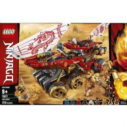 LEGO TERRESTRE DES NINJAS (NINJAGO) #70677