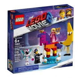 REINE ZPEUZETTE SKEJAI (LEGO MOVIE) #70824***