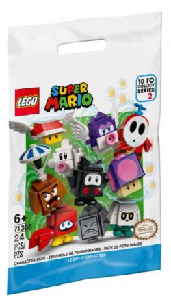 SUPER MARIO - PACK SURPRISE DE PERSONNAGE - SÉRIE 2 #71386