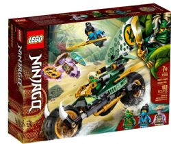 NINJAGO - LA MOTO DE LA JUNGLE DE LLOYD #71745