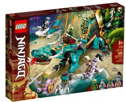 NINJAGO - LE DRAGON DE LA JUNGLE #71746