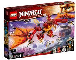 NINJAGO - L'ATTAQUE DU DRAGON DE FEU #71753