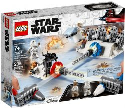 STAR WARS ACTION BATTLE L'ATTAQUE DE HOTH #75239***