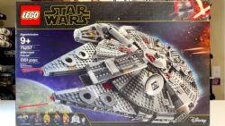LE FAUCON MILLENIUM LEGO STAR WARS #75257