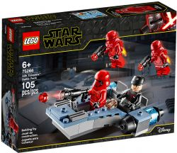 ENSEMBLE DE COMBAT SOLDAT SITH STAR WARS #75266//