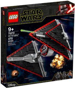 LE CHASSEUR TIE SITH STAR WARS #75272