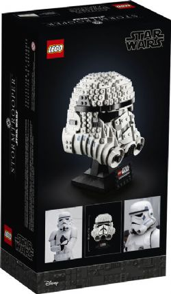 STAR WARS - CASQUE DE STROMTROOPER #75276