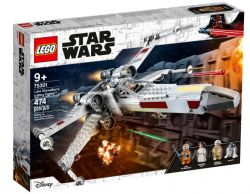 STAR WARS - LE CHASSEUR X-WING DE LUKE SKYWALKER #75301