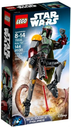 STAR WARS BOBA FETT™ (0118) #75533***