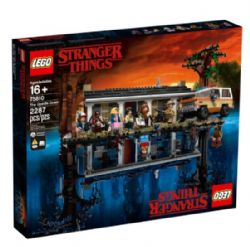 LEGO - LE MONDE À L'ENVERS (STRANGER THINGS)