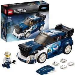 CHAMPIONS FORD FIESTA M-SPORT WRC (SPEED) #75885***