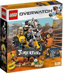 JUNKRAT & ROADHOG LEGO OVERWATCH #75977***