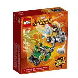 LEGO SUPER HEROES THOR CONTRE LOKI #76091***