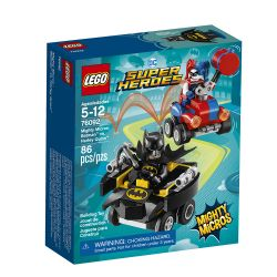 LEGO SUPER HEROS BATMAN CONTRE HARLEY #76092