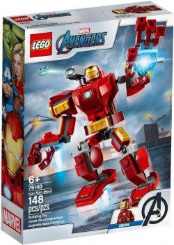 SUPER HEROES - AVENGERS IRON MAN MECH #76140
