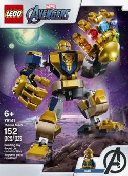 LEGO SUPER HEROES LE ROBOT DE THANOS #76141