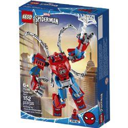 LE ROBOT SPIDERMAN #76146