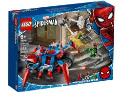 SPIDERMAN  CONTRE DOC OCK #76148***