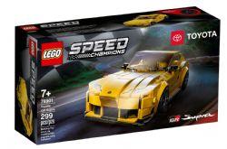 SPEED CHAMPIONS - TOYOTA GR SUPRA #76901