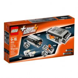 ENS MOTEUR POWER FUNCTIONS #8293