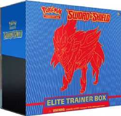 ÉLITE TRAINER BOX SWORD AND SHIELD