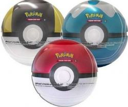 POKEMON 2020 POKEBALL TIN Q1 2020