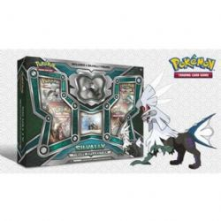BOÎTE CARTE DE POKÉMON SILVALLY FIGURE COLLECTION