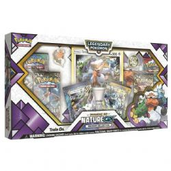 BOÎTE POKÉMON FORCE OF NATURE GX PRENIUM
