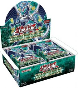 YU-GI-OH! CODE OF THE DUELIST BOOSTER