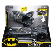 BATMAN - BATMOBILE 2 EN 1 AVEC FIGURINE