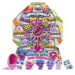 HATCHIMALS UNBOXING WHEEL BLIND PACK ASST