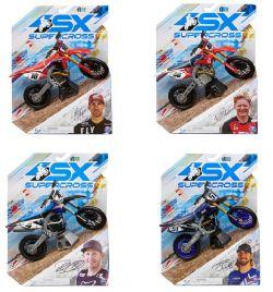 MOTOS SUPER CROSS - SX 1:10 ASST.