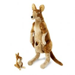 MELISSA AND DOUG - GROS KANGOUROU AVEC JOEY