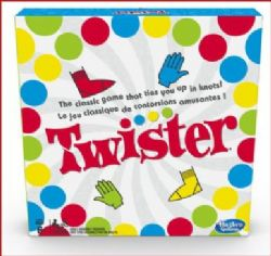 JEU TWISTER BILINGUE