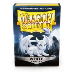 PROTEGE CARTES DRAGON SHIELD BLANCHE