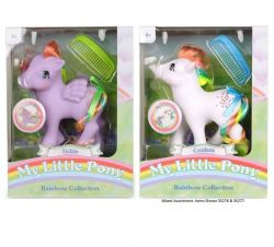 RETRO SCENTED RAINBOW PONIES