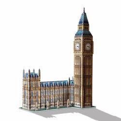 WREBBIT CT 3D 890PCS BIG BEN