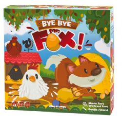 BYE BYE MR FOX! (MULTILINGUE)