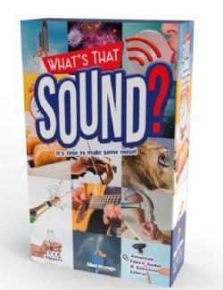 EDJ21 WHAT'S THAT SOUND (MULTI)