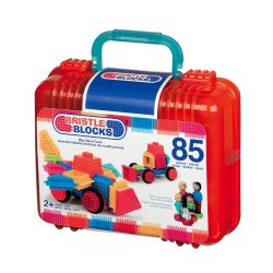 BRISTLE BLOCKS MALLETTE DE BLOCS 85 PCS