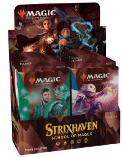 MAGIC: THE GATHERING - STRIXHAVEN: SCHOOL OF MAGES THEME BOOSTER
