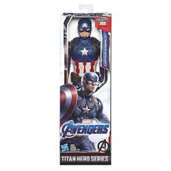 CAPTAIN AMERICA  TITAN HERO SERIES