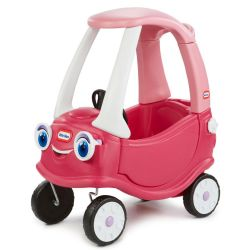 COZY COUPE VOITURE PRINCESSE ROSE LITTLE TIKES