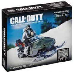 CALL OF DUTY MOTONEIGE/CHAR D'ASSAUT