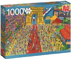 JUMBO CT 1000PCS - ARC DE TRIOMPHE PARIS
